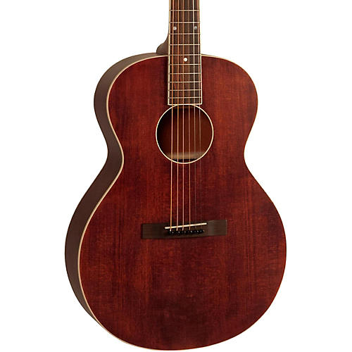 The Loar LH 204 BROWNSTONE SMALL BODY ACOUSTIC GUITAR-thumbnail