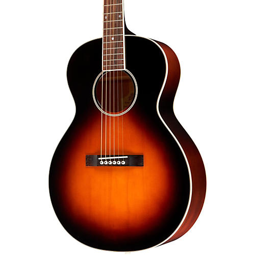 The Loar LH-250 Small Body Acoustic Guitar Sunburst