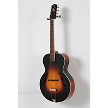 The Loar LH-300 Archtop Acoustic Guitar Level 2 Sunburst 190839102409