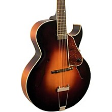 Open Box The Loar LH-350 Archtop Cutaway Hollowbody Guitar