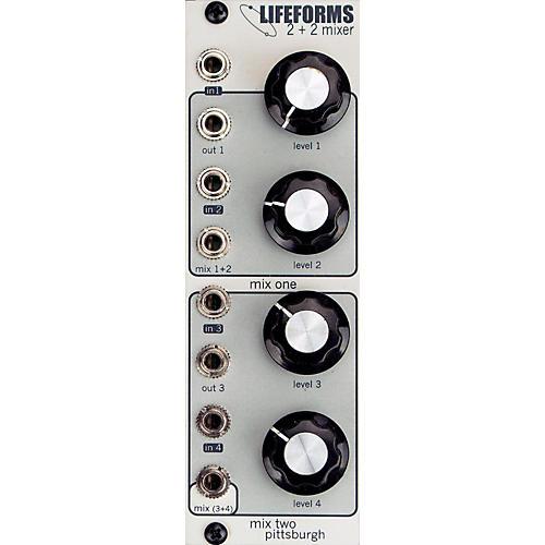 Pittsburgh Modular Synthesizers LIFEFORMS 2+2 MIXER-thumbnail
