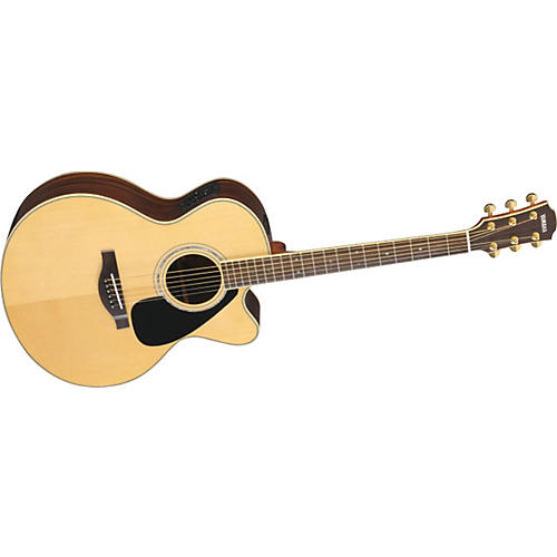 Yamaha LJX16CP Jumbo Acoustic-Electric Guitar