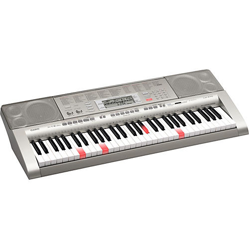 Casio LK-270 61-Key Lighted Note Portable Keyboard