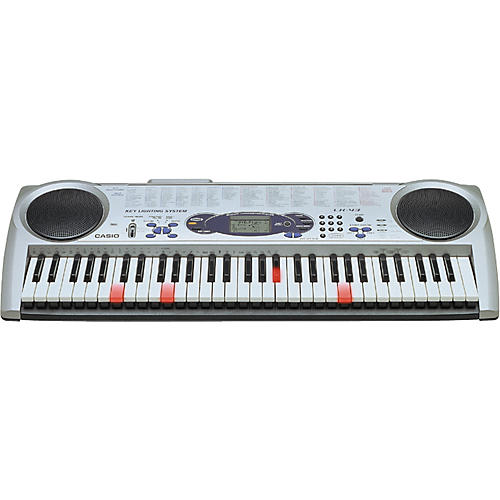 Casio LK-43 61 Note Lighted Key Portable Keyboard