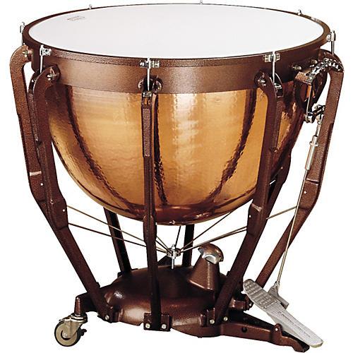 Ludwig LKP504KG Professional Hammered Copper Timp Set