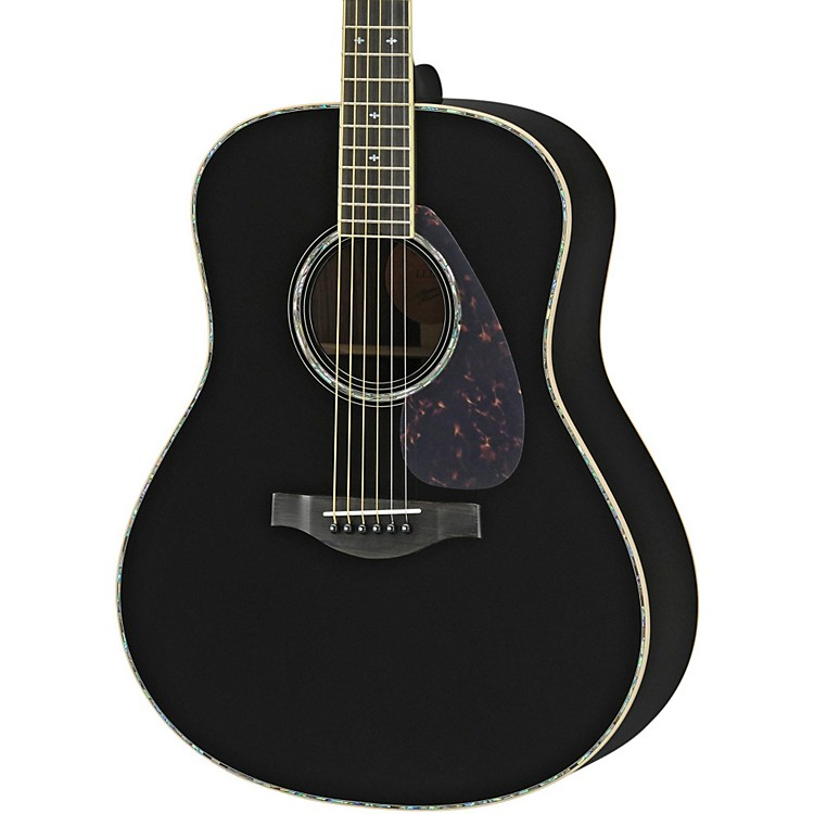 Yamaha ll16dr l series solid rosewood spruce dreadnought for Yamaha l series guitars