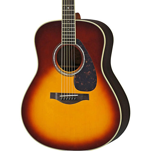 Yamaha ll6r l series rosewood spruce dreadnought acoustic for Yamaha l series guitars