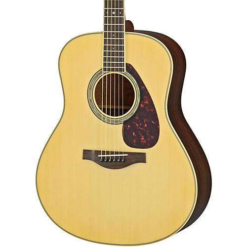 Yamaha LL6R L Series Rosewood/Spruce Dreadnought Acoustic-Electric Guitar