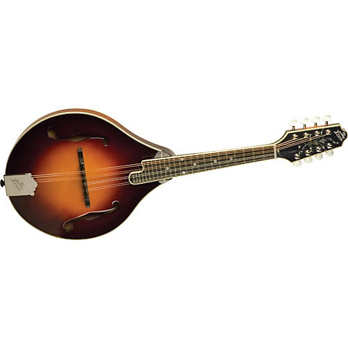 The Loar LM-400 A-Style Flame Maple Mandolin-thumbnail