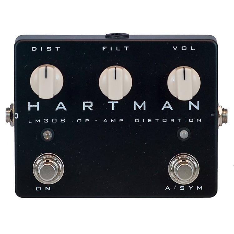 Hartman ElectronicsLM308 Op-Amp Distortion Guitar Effects Pedal