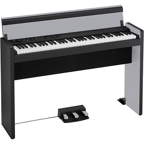 Korg LP-380 Lifestyle Digital Piano Silver and Black