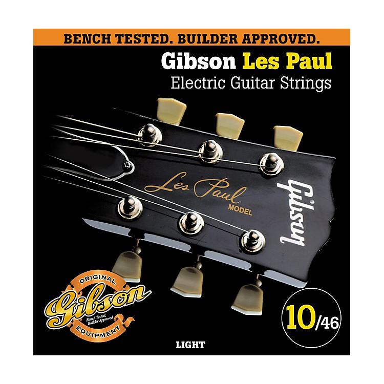 gibson lp10 les paul pure nickel light electric guitar strings musician 39 s friend. Black Bedroom Furniture Sets. Home Design Ideas