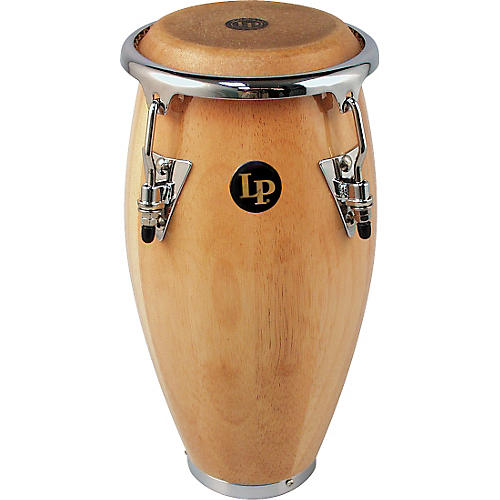 LP LPM198 Mini Tunable Wood Conga Natural