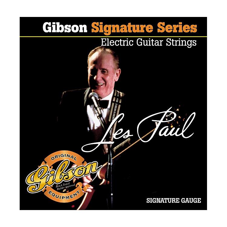 GibsonLPS Les Paul Signature Electric Guitar Strings