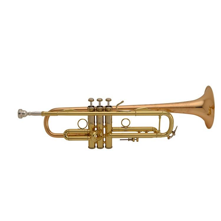 BachLR19043B Stradivarius Mariachi Series Bb TrumpetLR190S43B Silver