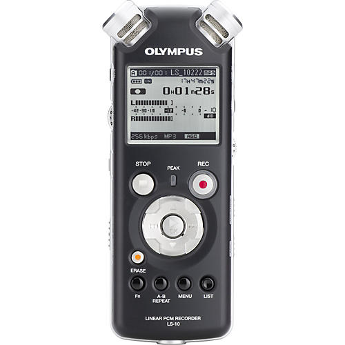 Olympus LS-10 Linear PCM Recorder