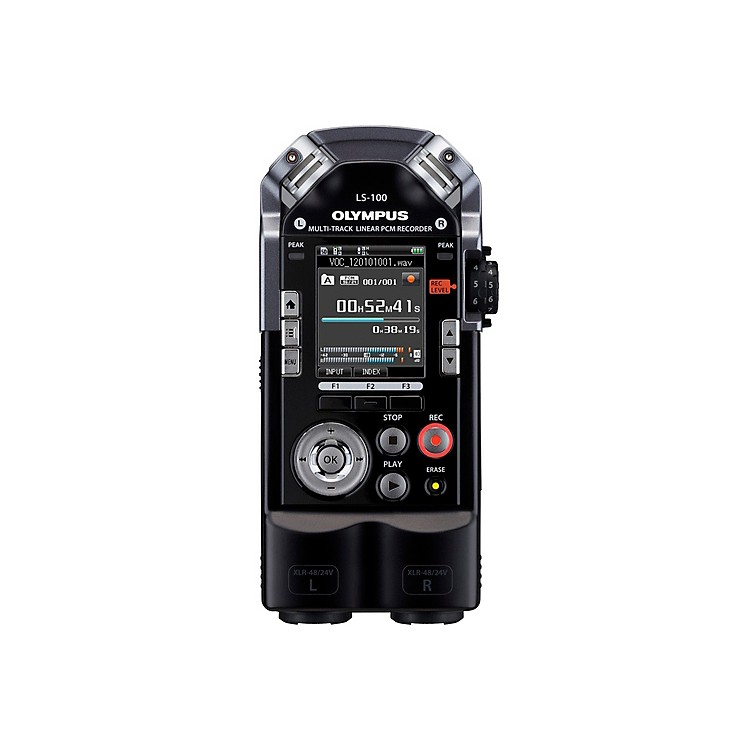 Olympus LS-100 Linear PCM Recorder