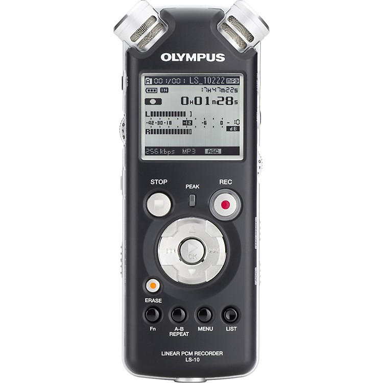 OlympusLS-10S Handheld Recorder