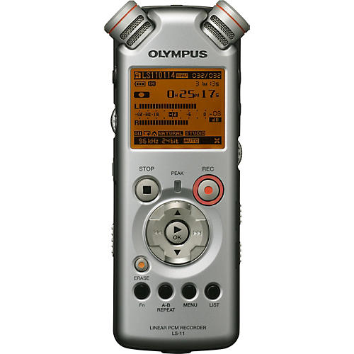 Olympus LS-11 Linear PCM Recorder-thumbnail