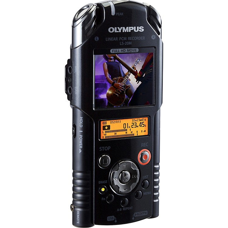 OlympusLS-20M HD Video/Audio Recorder