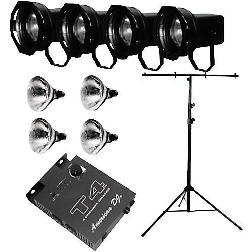 American DJ LS-50 Portable Lighting Package