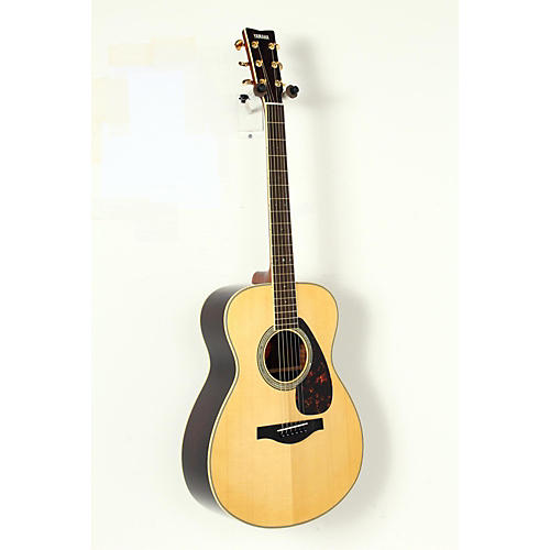 Yamaha LS6R L Series Rosewood/Spruce Concert Acoustic-Electric Guitar-thumbnail