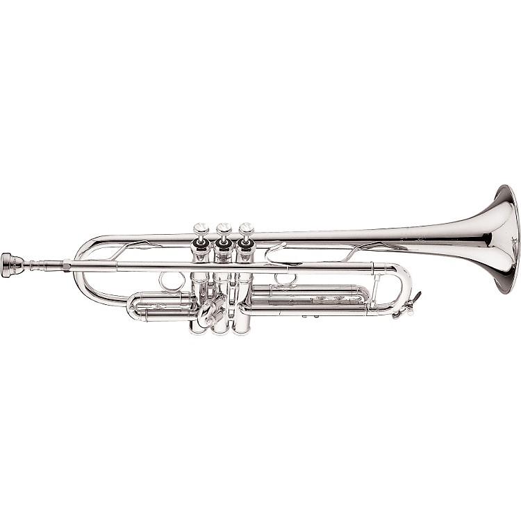 BachLT18077 Stradivarius New York #7 Series Bb TrumpetLT180S77 Silver