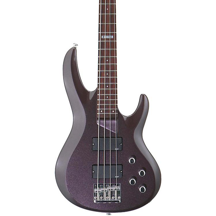 ESPLTD B-104 Bass GuitarMidnight Purple