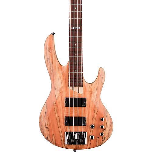 ESP LTD B-204SM Electric Bass Guitar Natural Satin