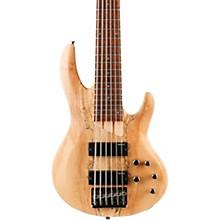 ESP LTD B-206SM 6-String Bass Spalted Maple