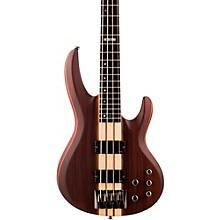 ESP LTD B-4E Bass Guitar Satin Natural