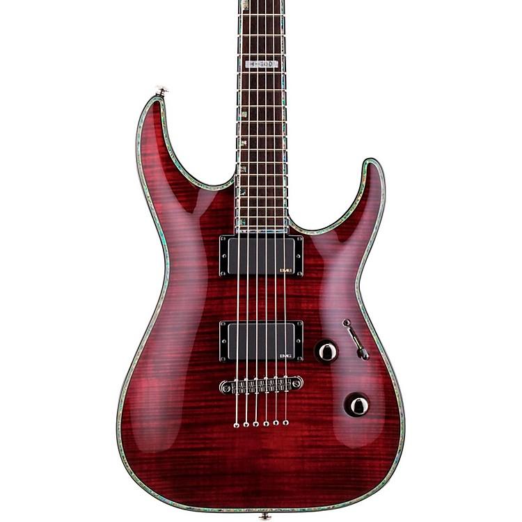 ESPLTD Deluxe H-1001FM Electric GuitarSee-Thru Black Cherry