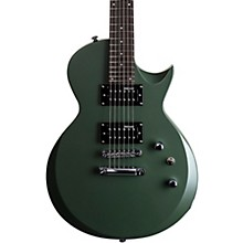 ESP LTD EC-10 Electric Guitar with Gig Bag Military Green Satin