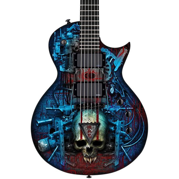 ESPLTD EC Vampire Bio Tech Electric GuitarGraphic