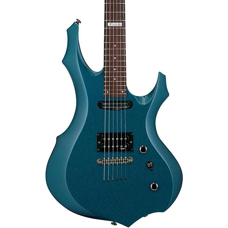 ESPLTD F-10 Electric GuitarGunsmoke Blue