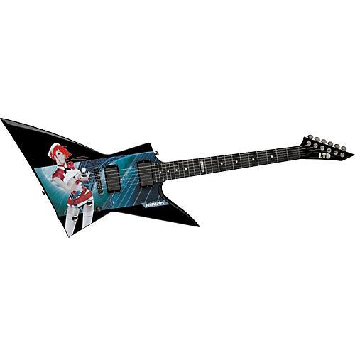 ESP LTD Graphic Series EX-Avatar Electric Guitar