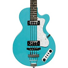 Hofner LTD Ignition Club Electric Bass Baby Blue