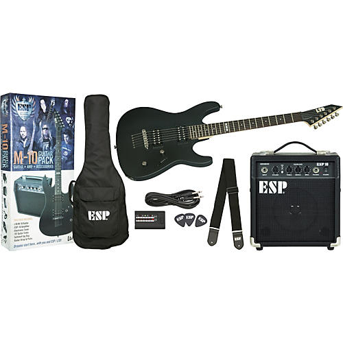 ESP LTD M-10 Guitar Pack