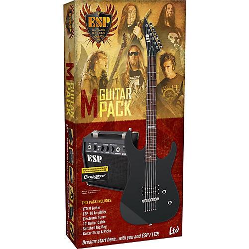 ESP LTD M Electric Guitar Value Package