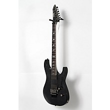 ESP LTD M1001 Electric Guitar Level 2 See-Thru Black 190839090546