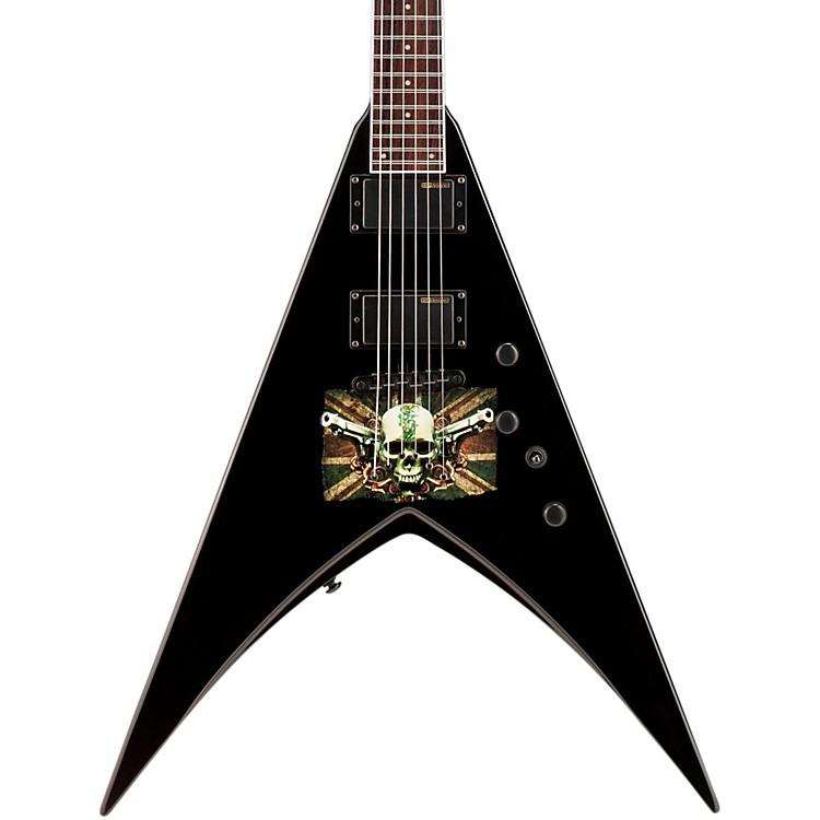 ESPLTD Michael Paget MP-330 V Electric GuitarGraphic Black