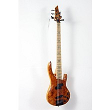 ESP LTD RB-1005 5 String Electric Bass Guitar Level 2 Honey Natural 888365919638