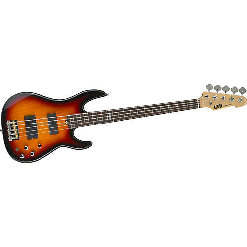 ESP LTD SURVEYOR-415 5-String Electric Bass Guitar-thumbnail