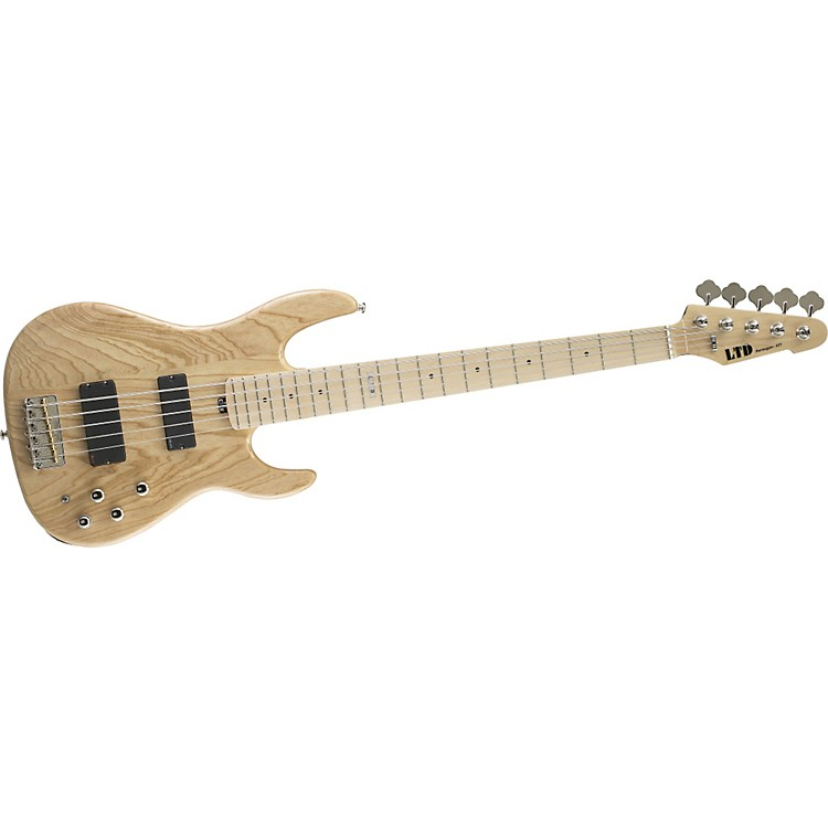 ESPLTD SURVEYOR-415 5-String Electric Bass Guitar