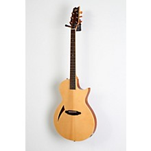 ESP LTD TL-6 Thinline Acoustic-Electric Guitar Level 2 Natural 888366061145