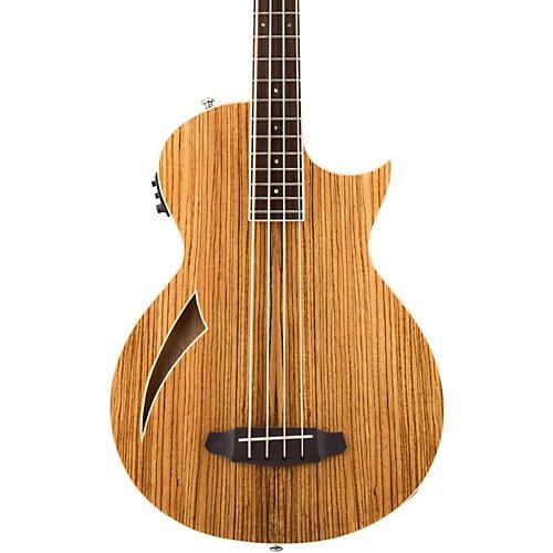 ESP LTD Thin Line 4-String Electric Bass Guitar-thumbnail