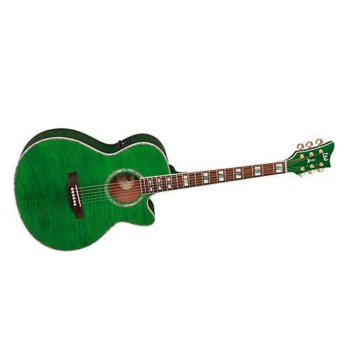 ESP LTD XTONE AC-20E Acoustic-Electric Guitar