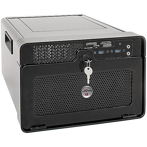 JMR Electronics LTNG-XD-8-MMDT Mac Mini Lightning Raid Storage System-thumbnail