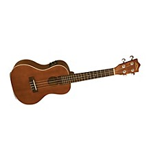 Lanikai LU Series LU-21CEK Concert Acoustic-Electric Ukulele with Fishman Kula Electronics
