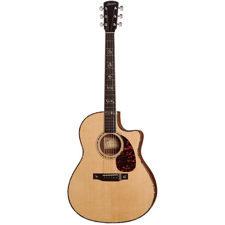 LarriveeLV-10 Deluxe Series w/ Cutaway Acoustic Guitar